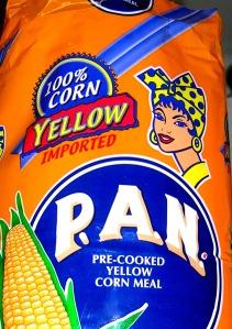 pre-cooked corn flour