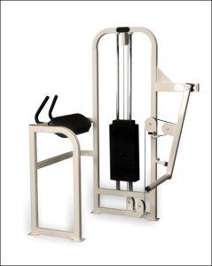 leg glute press